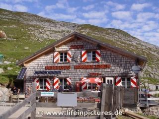 Das Berghaus Mändlenen