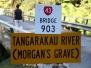 Morgan's Grave & Tangarakau River