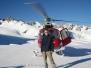 Heliflug zum Franz-Josef und Fox Gletscher