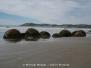 Dunedin, Moeraki Boulders & Oamaru